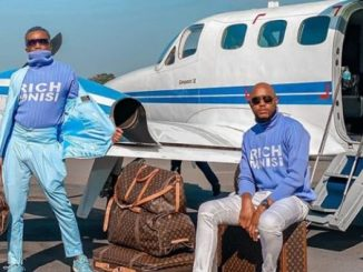 Somizi and Mohale's expensive getaway