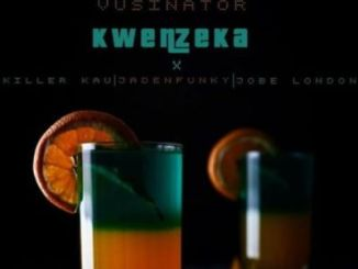 DOWNLOAD Vusinator Kwenzeka Ft. Killer kau, Jadenfunky & Jobe London Mp3