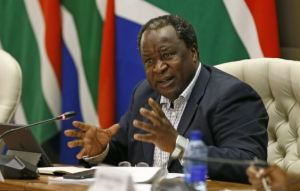 Tito Mboweni says public pension would be used to lift SAA