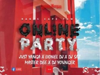 DOWNLOAD Master Dee Rands Online Party (Episode XV) Mp3