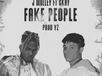J Molley Fake People Mp3 Download