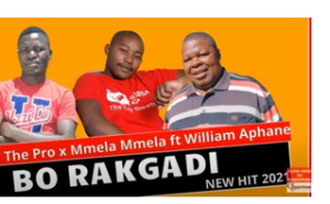 VT The Pro x Mmela Mmela – Bo Rakgadi Ft. William Aphane mp3 download