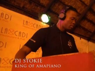 A Night With Dj Stokie (Amapiano Is A Lifestyle Episode 1) Mp3 Download Video Fakaza