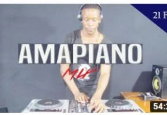 Romeo Makota – Amapiano Mix 21 February 2020 mp3 download