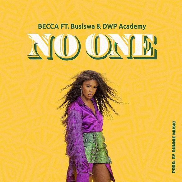 Becca – No One Ft. Busiswa & DWP Academy mp3 download