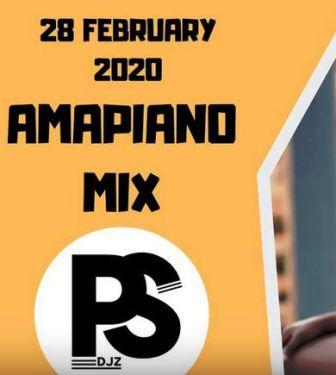 PSDJZ – Amapiano Mix (29 Feb. 2020) mp3 download