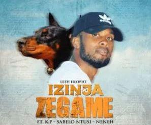 Leeh Hlophe Izinja ZeGame Mp3 Download