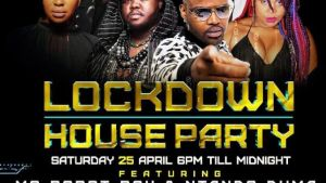 Dj Lesoul Lockdown House Party mix Mp3 Download