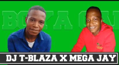 DJ T-Blaza x Mega Jay Boya Gae Mp3 Download