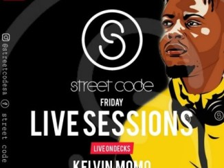 Kelvin Momo Street Code Amapiano Live Sessions Mp3 Download
