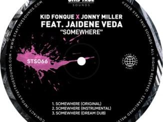 Kid Fonque & Jonny Miller Somewhere Mp3 Download