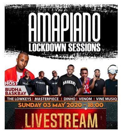 The Lowkeys Amapiano Lockdown Sessions Mp3 Download