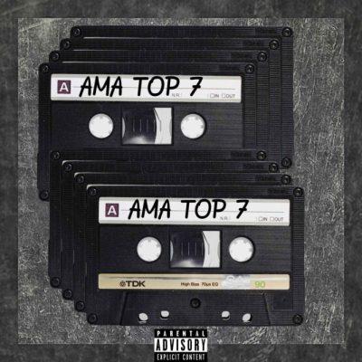 DOWNLOAD DJ Ashley Ama Top 7 Ft. Dj Mjaji Mp3