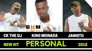 The Double Trouble x King Monada – Personal mp3 download