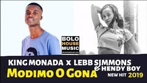King Monada - Modimo O Gona mp3 download