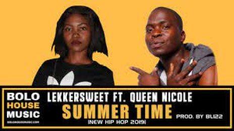 Lekkersweet – Summer Time Ft Queen Nicole mp3 download