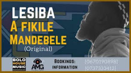 Lesiba – A Fikile Mandebele mp3 download