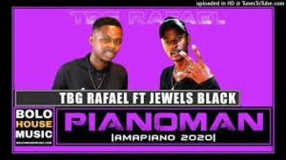 Tbg Rafael – PianoMan ft Jewels Black mp3 download