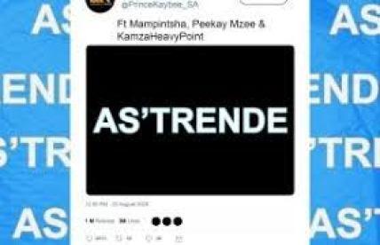 Prince Kaybee – As'Trende Ft. Mampintsha, Peekay Mzee & KamzaHeavyPoint (Extended Mix) mp3 download