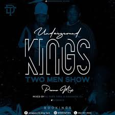 DJ King Tara & Soulistic TJ – Underground Kings (Promo Mix 2) mp3 download