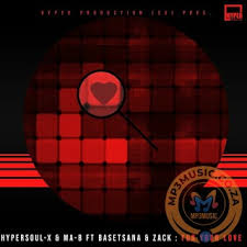 HyperSOUL-X & Ma-B – For Your Love (Main Mix) Ft. Basetsana & Zack mp3 download