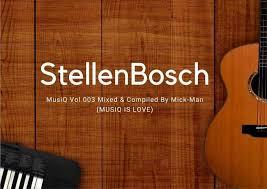 Mick-Man – StellenBosch MusiQ Vol.003 Mix mp3 download