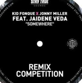 Kid Fonque & Jonny Miller – Somewhere (Tebza De SouL Remix) Ft. Jaidene Veda mp3 download