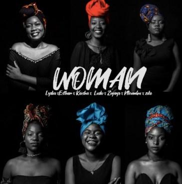 Lydia, Esther Chungu, Ziyase, Nkumbu, Keisha, Zile, Ludo – Woman