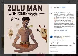 ALBUM: Nasty C – Zulu Man With Some Power (Tracklist)