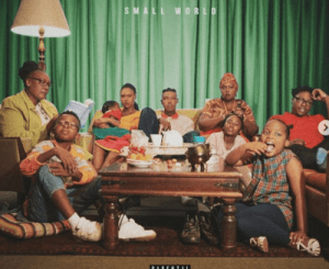 ALBUM: Ricky Tyler – Small World
