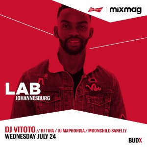 Moonchild Sanelly & DJ Vitoto – Live Gqom
