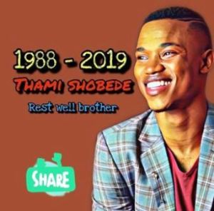 DOWNLOAD DJ Ace Tribute to Thami Shobede Mp3