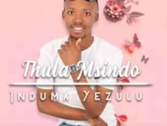 Thula Msindo - Stand Up