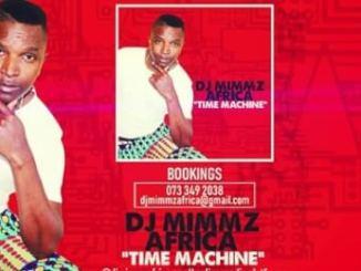 DJ Mimmz Africa – Time Machine (Main Mix)