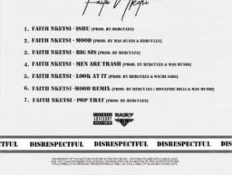 Faith Nketsi – Men Are Trash Lyrics