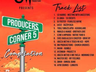 uBiza Wethu – Producers Corner 5 Compilation