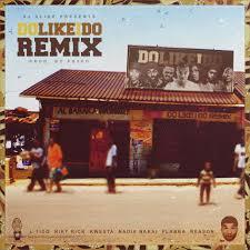 DJ Sliqe - Do Like I Do Remix ft Kwesta