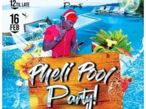 DJ Veega – Pheli Pool Party Mixtape