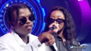 Focalistic, Kamo Mphela & Bontle Smith – Sandton [Live AMP Performance]