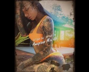 DJ Split BW – Amapiano mix (06 March 2020)