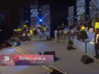 Joyous Celebration – Sengiyacela (Live At Sun City, 2020)