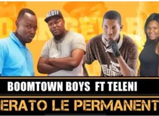 Boomtown Boys (Danger boys) ft Teleni – Lerato Le Permanentv