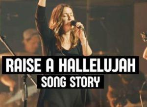 Bethel Music, Jonathan David Helser & Melissa Helser Raise a Hallelujah (Live)