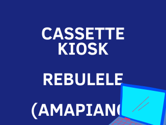 Cassette Kiosk – Rebulele (Amapiano)