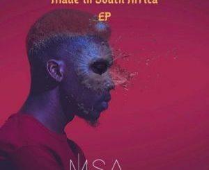 MSA – Mthebelele Ft. Kay E
