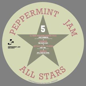 Peppermint Jam Allstars 5
