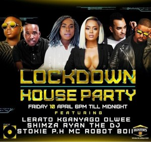 lerato kganyago lockdown house party mix
