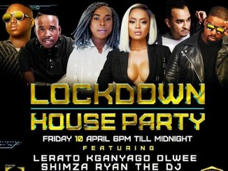 lerato kganyago lockdown house party mix
