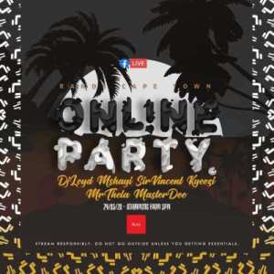 Mshayi – Rands Online Party