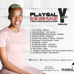 PlayGal – ThePlayasClub Yfm AmaPiano Mix
